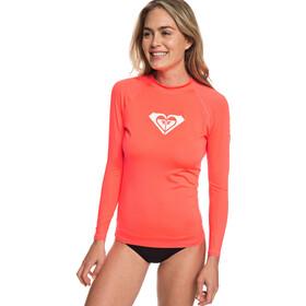 Roxy Whole Hearted Naiset Pitkähihainen paita , oranssi